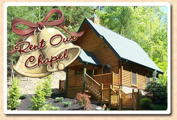 cabins in pigeon forge worship and wedding chapel